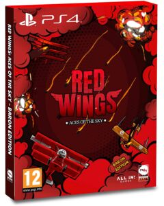 Red Wings: Aces of the Sky Baron Edition
