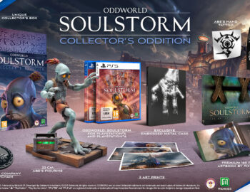 Oddworld Soulstorm z kolekcjonerską edycją