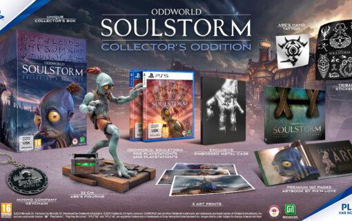 Specjalne wydania Oddworld Soulstorm z oficjalną dystrybucją w Polsce