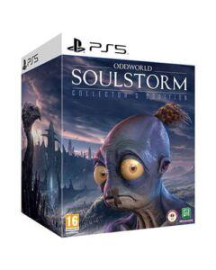 Oddworld Soulstorm Collector's Edition
