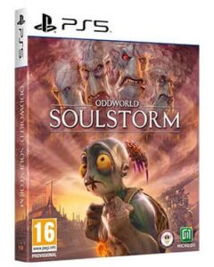 Oddworld Soulstorm Day One Oddition