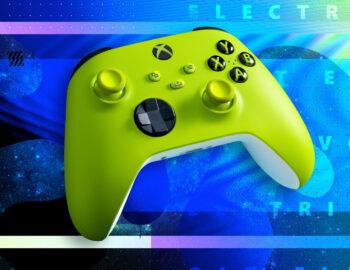Electric Volt i Daystrike Camo – nowe kontrolery Microsoft Xbox