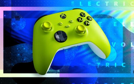 Ruszyła sprzedaż kontrolera Xbox Electric Volt