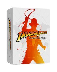 Indiana Jones 4-Movie Steelbook Collection