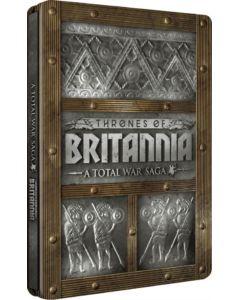 Total War Saga: Thrones of Britannia Edycja Limitowana Steelbook