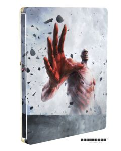 Attack on Titan 2 Steelbook
