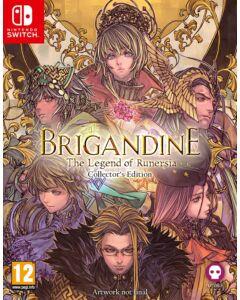 Brigandine The Legend Of Runersia Collector's Edition