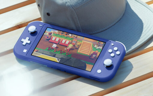 Konsola Nintendo Switch Lite w nowej wersji kolorystycznej