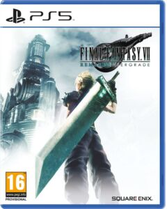 Final Fantasy VII Remake Intergrade Steelbook