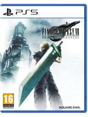 Final Fantasy VII Remake Intergrade Steelbook