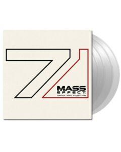 Mass Effect Trilogy ścieżka dźwiękowa 4xLP