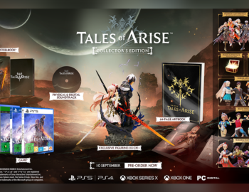 Tales of Arise z datą premiery i kolekcjonerskimi edycjami