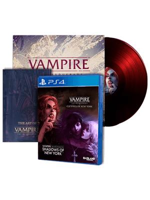 Vampire: The Masquerade Collector's Edition
