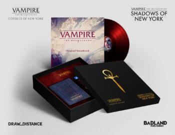 Kolekcjonerskie wydanie Vampire: The Masquerade w ofercie Amazona