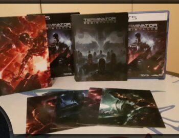 Terminator Resistance Enhanced Collector's Edition na pierwszym unboxingu