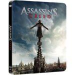Steelbook z filmem Assassin's Creed na Blu-ray 3D za 39,99 zł w dvdmax