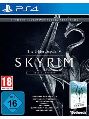The Elder Scrolls V: Skyrim Steelbook Edition