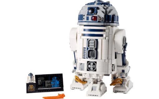 Nowa wersja R2-D2 z Gwiezdnych Wojen dostępna w oficjalnym sklepie LEGO
