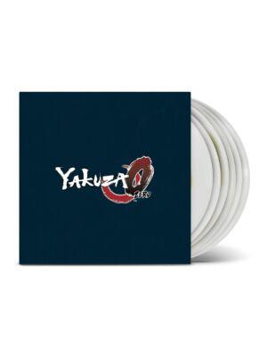 Yakuza 0 ścieżka dźwiękowa 6xLP
