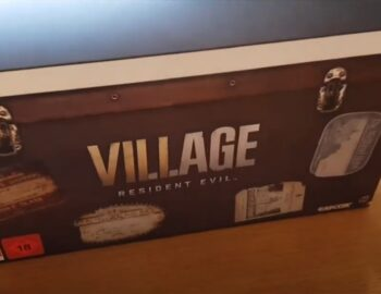 Unboxing kolekcjonerskiej edycji Resident Evil Village
