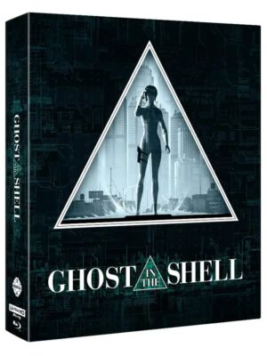 Ghost In The Shell 4K Limited Edition Steelbook