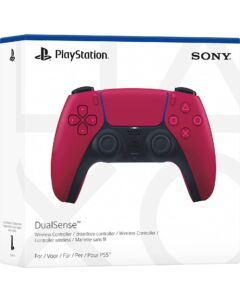 Kontroler PlayStation 5 DualSense Kosmiczna Czerwień
