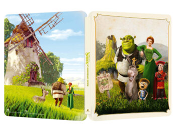 Steelbook z Shrekiem w 4K z okazji 20 rocznicy premiery