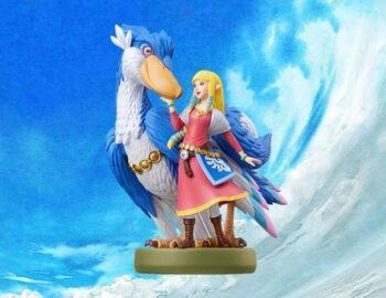 Zelda & Loftwing – Nintendo zapowiedziało amiibo z The Legend of Zelda Skyward Sword HD