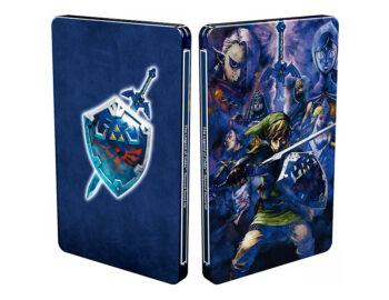 Steelbook z The Legend of Zelda Skyward Sword HD jako gratis w polskich sklepach