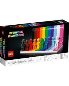 LEGO 40516 Każdy jest wspaniały