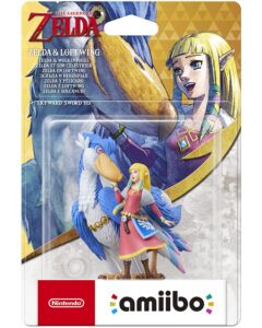 Amiibo The Legend of Zelda: Skyward Sword HD – Zelda & Loftwing