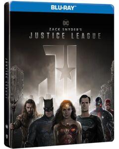 Liga Sprawiedliwości Zacka Snydera Steelbook