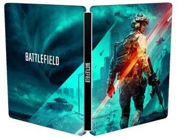 Kolekcjonerski Steelbook z Battlefield 2042