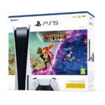 Konsola PlayStation 5 + Ratchet & Clank: Rift Apart za 2709 zł w Media Markt