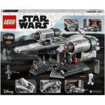 Zestaw LEGO Star Wars 75292 Transportowiec łowcy nagród za 508,04 zł na polskim Amazonie