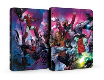 Drugi wariant Steelbooka z Marvel's Guardians of the Galaxy
