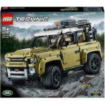 Zestaw LEGO Technic 42110 Land Rover Defender za 565,93 zł na polskim Amazonie