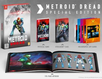 Nintendo zapowiada Metroid: Dread. Gra otrzyma specjalne wydanie i nowe amiibo
