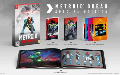 Limitowane wydanie Metroid Dread Special Edition dostępne w Polsce