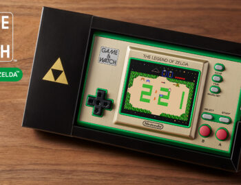 W listopadzie zadebiutuje Game & Watch: The Legend of Zelda