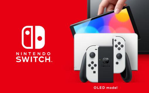 Nowy model Nintendo Switch z ekranem OLED zadebiutuje w październiku
