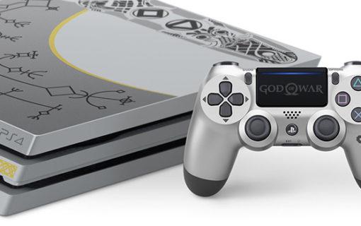 Sony zapowiada limitowane wydanie Playstation 4 Pro God of War