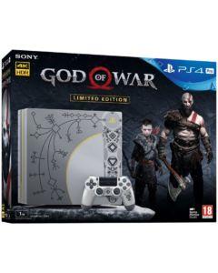 Playstation 4 Pro Limitowana Edycja God of War
