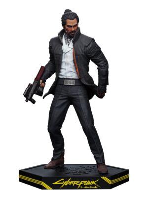 Cyberpunk 2077 figurka Takemura