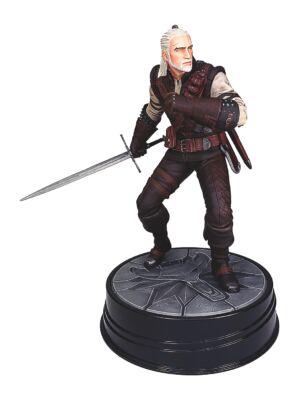 Wiedźmin 3 Dziki Gon figurka Geralt w zbroi Mantikory