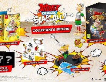 Asterix & Obelix: Slap them All! z dwiema specjalnymi edycjami