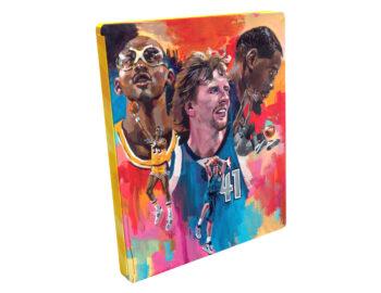 Kolekcjonerski Steelbook z NBA 2K22