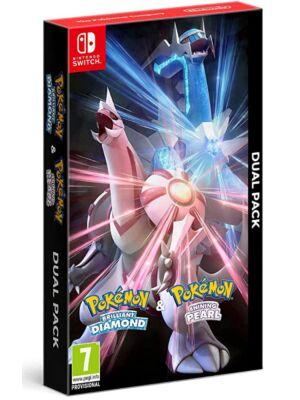 Pokémon Brilliant Diamond & Pokémon Shining Pearl Dual Pack