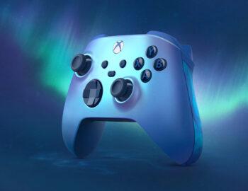 Wkrótce kontroler do Xboxa zadebiutuje w specjalnym wydaniu Aqua Shift