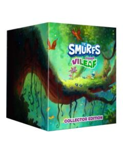 The Smurfs Mission Vileaf Edycja Kolekcjonerska